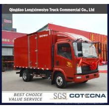 China Nuevo camión ligero de Sinotruk HOWO 5 toneladas