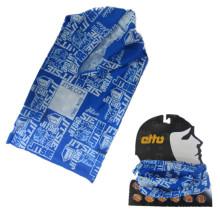 OEM Produce Cheap Customzied Logo Printed Polyester Outdoor Sports Tube Headband