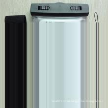 Водонепроницаемость ipx8 шеи ремень повязку ПВХ Водонепроницаемый смартфон Чехол (YKY7257)