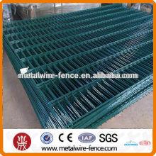 Fabricación de suministro plegable doble malla de alambre de cerca
