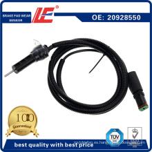 Indicador de transductor de espesor de sensor de desgaste de cojín de freno de camión de auto 20928550 para camión Volvo de Renault