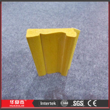 PVC Foam Skirting Board Plastic Foam Molding Profile
