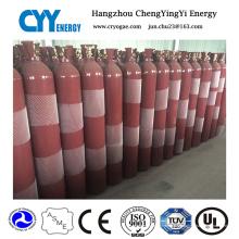 Cylindre de gaz à combustion artificielle comprimé en CO2 comprimé