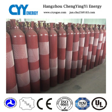 Compressed CO2 Seamless Steel Fire Fighting Gas Cylinder