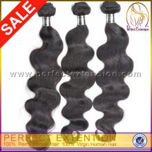 Natural Color 5a Body Wave Virgin Italian Remy Hair