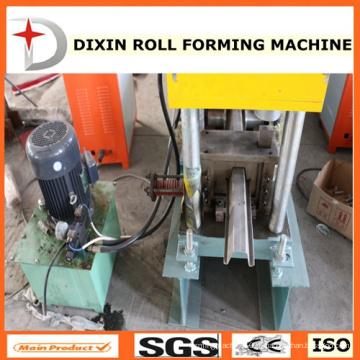 Omega Profile Roll formando máquina