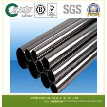 Tubo sin costura ASTM A269 de acero inoxidable