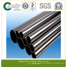 ASTM A269 Tubo sem costura de aço inoxidável