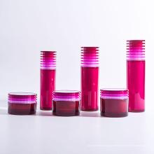 Frasco da garrafa e do creme da loção cosmética acrílica (EF-C04)