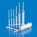 Одноразовые трех частей шприца с иглой сертификат ISO TUV в