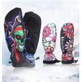 Mode im Freien winddicht Thinsulate 40g warme Ski Fäustlinge