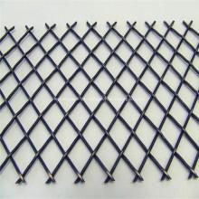 Malha de metal expandida anti-roubo