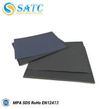 papier abrasif imperméable / papier fait à la main