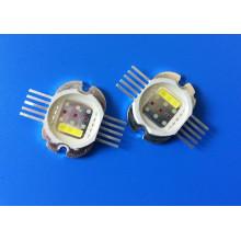 Exposição de diodo emissor de luz do poder do diodo emissor de luz 10pins RGBW do poder superior 30w