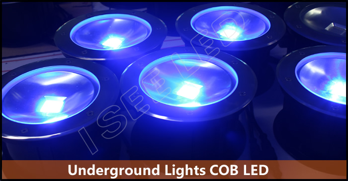 Underground LED Lights COB LED IP68 Protection
