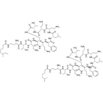POLYMYXIN B NONAPEPTIDE HYDROCHLORIDE CAS 86408-36-8