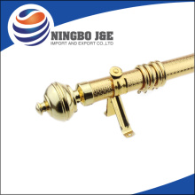 35mm Golden Cheap Iron Curtain poles