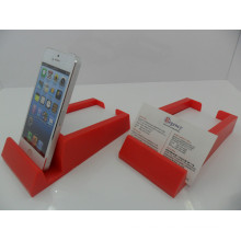 Universal novelty cell phone holder