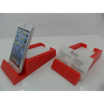 Universal novelty cell phone holder