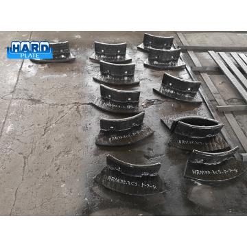 Chromium Carbide Wear Sealing Ring Liner