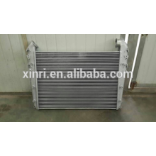 1516489 NISSENS: 96992 Full aluminum intercooler for SCANIA heavy trucks
