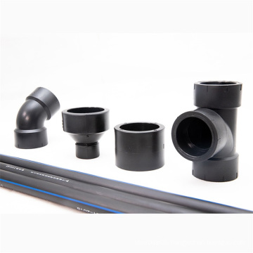 High-Quality Inventory PE Good Colorability Hdpe Spiral Pipe