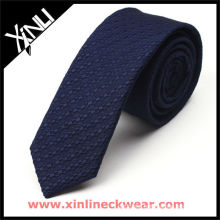 New Silk Mens Skinny Tie