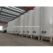 20m3 geschweißter Stahl Flüssiger Sauerstoff Stickstoff Lar Niederdruck-Lagertank