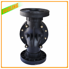 Материал ПА6 2 позиция 2 способ клапан для контроля воды с электромагнитным клапаном