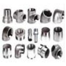 A182 F304 / 304L 316 / 316L Acoplamentos, A105 Acoplamentos forjados
