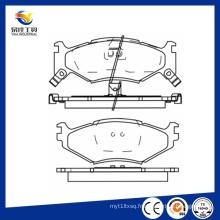Hot Sale Fabricants de plaques de frein de haute qualité 4423812