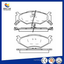 Hot Sale High Quality Brake Pad Manufacturers 4423812