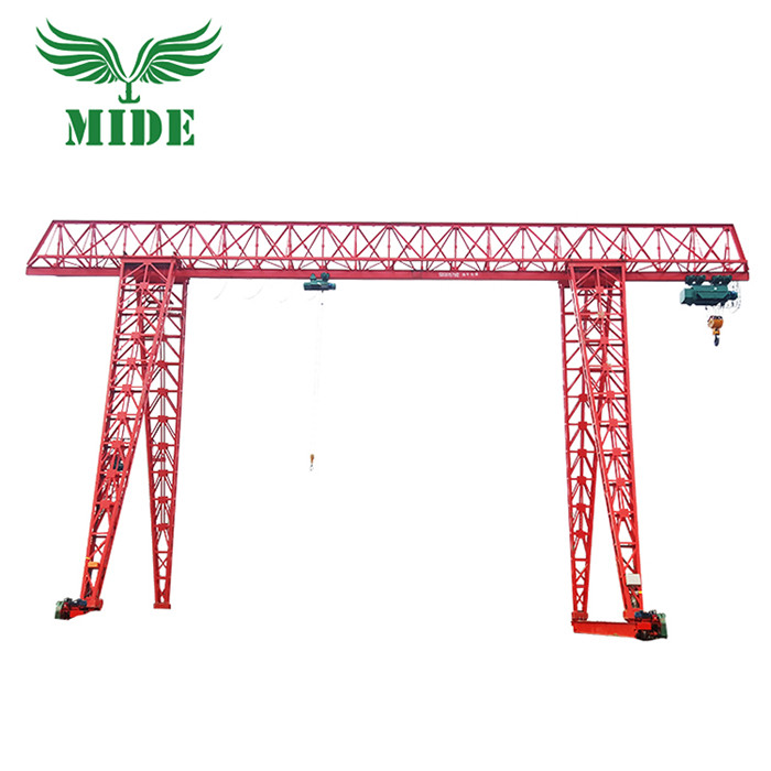 20 Ton Electric Hoist Gantry Crane