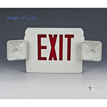 Emergency Light, Combo, Exit Sign, Emergency Lighting Combo, LED Sign