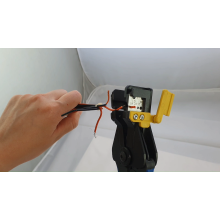 Spring Covered Automatic Wire Stripper Made in Taiwan For 0.9, 1.25, 2.0, 3.5, 5.5 mm electrical Electrician stripping MP 274C