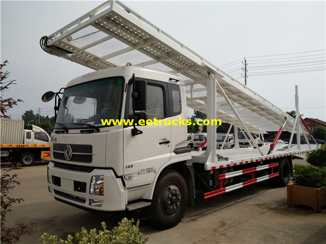 Dongfeng Hydraulic Towing Trucks