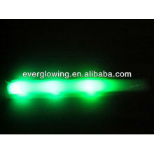 Venta caliente 2016 del palillo de la espuma del color verde LED para el concierto