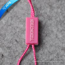 Tag personalizado do selo da corda para garments