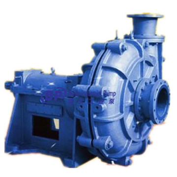 China Designed High Quality Horizontal Centrifugal Slurry Pump (ZJ, ZJL)