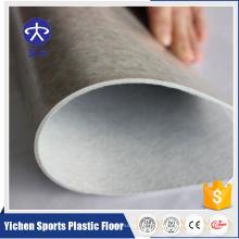 Hospital interior Uso de aislamiento Suelo de PVC de plástico
