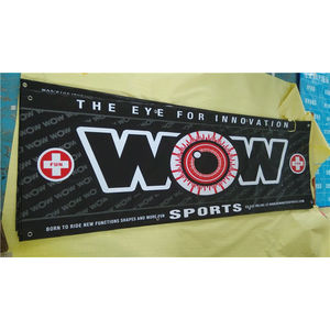 Weatherproof Advertising Printed Vinyl Banner