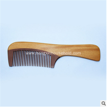Nature Handmade Anti-static & No Snag Hair Wooden Comb