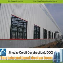 Professionelles und hochwertiges vorgefertigtes Stahllager