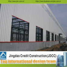 Professional and High Quality Prefabricated Steel Warehouse