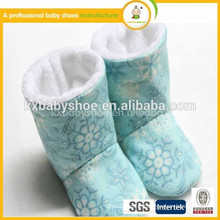 wholesale shoes fashion shoe snow white infant shoe baby boots