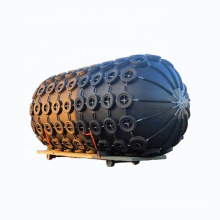 Air tightness pneumatic tyre fender for dock boat protection