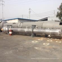 Tour de distillation à vapeur industrielle