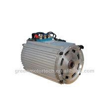 motor elétrico para carro solar