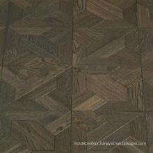 Natural timber Oak parquet flooring