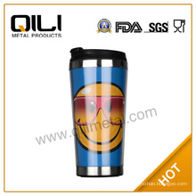 New type double wall stainless steel vacuum mugs